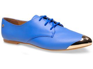 Sapato Feminino Petite Jolie Pj1289 Blue - Tamanho Médio