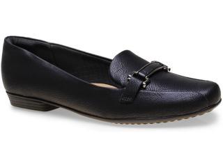 Sapato Feminino Piccadilly 250124 Preto - Tamanho Médio