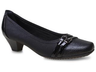 Sapato Feminino Piccadilly 320160 Preto - Tamanho Médio