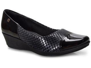 Sapato Feminino Piccadilly 144024 Preto - Tamanho Médio