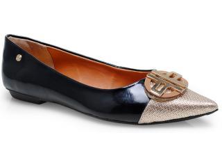 Sapato Feminino Pienza Ex831716 Preto - Tamanho Médio