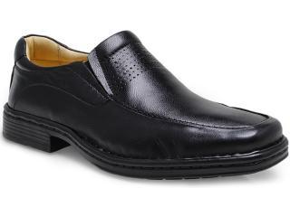 Sapato Masculino Rafarillo 8963 Preto - Tamanho Médio