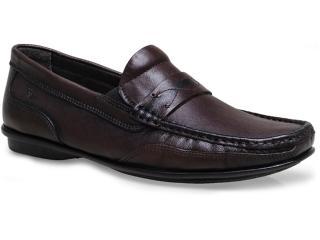 Sapato Masculino Rafarillo 1610 Castanho - Tamanho Médio