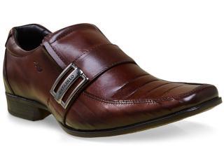 Sapato Masculino Rafarillo 79173 Mogno - Tamanho Médio