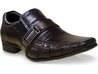 Sapato Masculino Rafarillo 79199 Castanho - Tamanho Médio