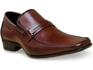 Sapato Masculino Rafarillo 5202 Mogno - Tamanho Médio