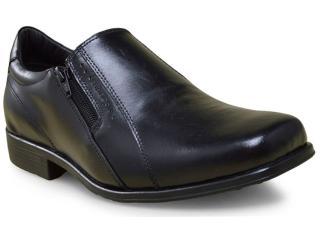 Sapato Masculino Rafarillo 5102 Preto - Tamanho Médio