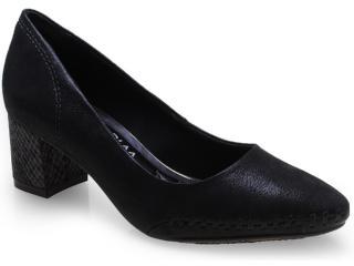 Sapato Feminino Ramarim 14-7202 Preto - Tamanho Médio