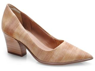 Sapato Feminino Ramarim 14-47201 Avelã - Tamanho Médio