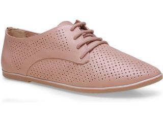 Sapato Feminino Ramarim 15-90101 Pele - Tamanho Médio
