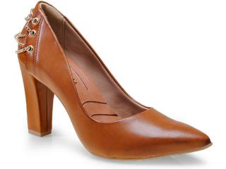 Sapato Feminino Ramarim 15-46104 Caramelo - Tamanho Médio