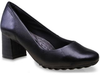 Sapato Feminino Ramarim 15-94101 Preto - Tamanho Médio