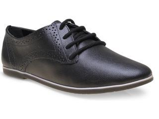 Sapato Feminino Ramarim 15-90102 Preto - Tamanho Médio