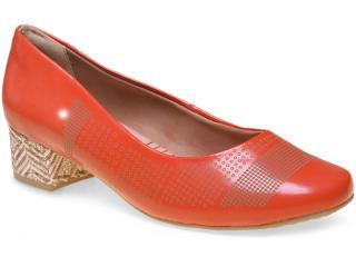 Sapato Feminino Ramarim 15-43102 Canela - Tamanho Médio