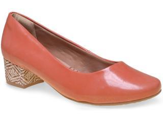 Sapato Feminino Ramarim 15-43101 Pêssego - Tamanho Médio