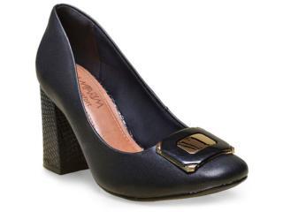 Sapato Feminino Ramarim 16-97103 Preto - Tamanho Médio