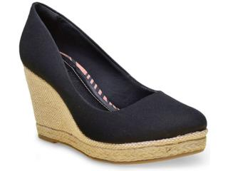 Sapato Feminino Ramarim 16-66101 Preto - Tamanho Médio