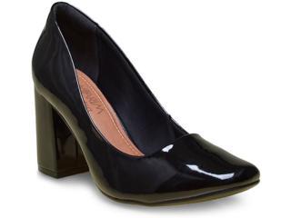 Sapato Feminino Ramarim 16-97102 Preto - Tamanho Médio