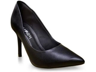 Sapato Feminino Ramarim 16-23101 Preto - Tamanho Médio