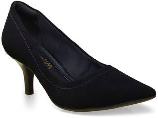 Sapato Feminino Ramarim 16-26202 Preto - Tamanho Médio
