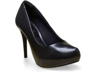 Sapato Feminino Ramarim 16-40201 Preto - Tamanho Médio