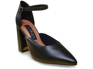 Sapato Feminino Ramarim 17-95103 Preto - Tamanho Médio