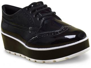 Sapato Feminino Ramarim 17-89101 Preto - Tamanho Médio