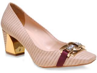 Sapato Feminino Seculo Xxx 1060.20720 Blush - Tamanho Médio