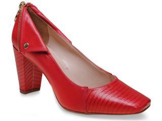 Sapato Feminino Seculo Xxx 1061.20685 Ruby - Tamanho Médio