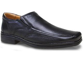 Sapato Masculino Sollu 11628 Preto - Tamanho Médio