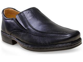 Sapato Masculino Sollu 11169 Preto - Tamanho Médio