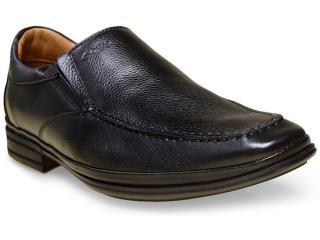 Sapato Masculino Sollu 30202 Preto - Tamanho Médio
