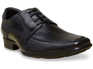 Sapato Masculino Sollu 17001 Preto - Tamanho Médio