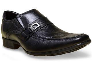 Sapato Masculino Sollu 17000 Preto - Tamanho Médio