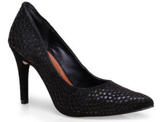 Sapato Feminino Tanara 6884 Preto - Tamanho Médio