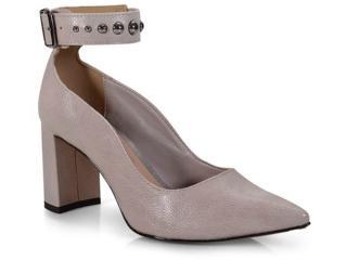 Sapato Feminino Tanara T2401 Fog - Tamanho Médio