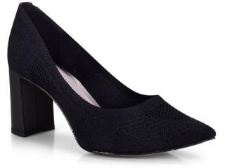 Sapato Feminino Tanara T2406 Preto - Tamanho Médio