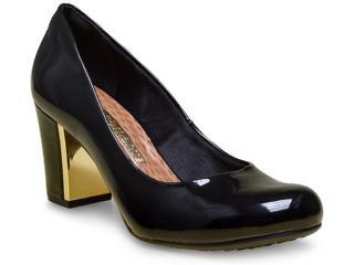 Sapato Feminino Via Marte 16-5303 Preto - Tamanho Médio
