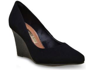 Sapato Feminino Via Marte 16-3806 Preto - Tamanho Médio