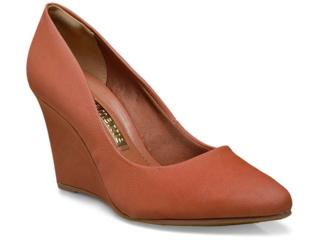Sapato Feminino Via Marte 16-3806 Paprica - Tamanho Médio