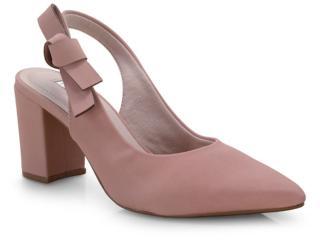 Sapato Feminino Via Marte 19-7204 Antique - Tamanho Médio