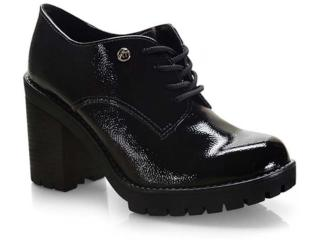 Sapato Feminino Via Marte 19-5902 Preto - Tamanho Médio