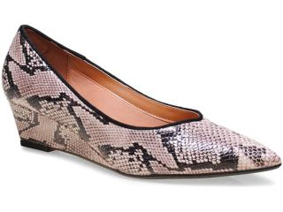 Sapato Feminino Vizzano 1194101 Cobra - Tamanho Médio