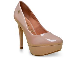 Sapato Feminino Vizzano 1830101 Bege - Tamanho Médio