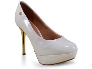 Sapato Feminino Vizzano 1255100 Branco - Tamanho Médio