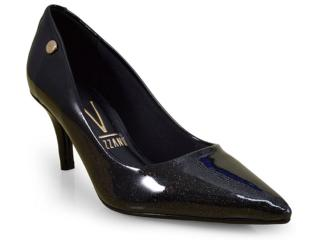 Sapato Feminino Vizzano 1185102 Multi Preto - Tamanho Médio