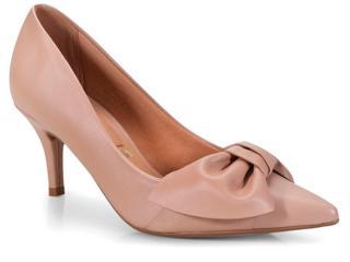 Sapato Feminino Vizzano 1185151 Nude - Tamanho Médio