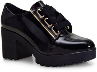 Sapato Feminino Vizzano 1294101 Preto - Tamanho Médio