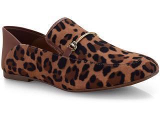 Sapato Feminino Vizzano 1313101 Multi Camel - Tamanho Médio