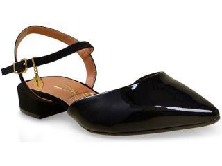 Sapato Feminino Vizzano 1833105 Preto - Tamanho Médio